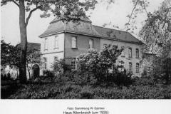 Haus Altenbroich Mülfort