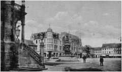 Rathaus Rheydt und Deutsches Haus