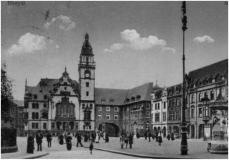 Rathaus Rheydt Marktplatz