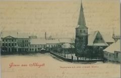 Hauptkirche 1899