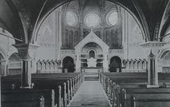 Hauptkirche 1915