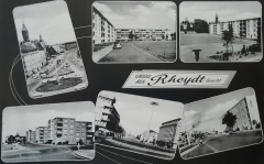Grußkarte Rheydt  1965