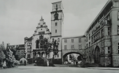 Rathaus Rheydt 1964