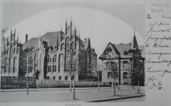 Webschulstrasse 1901