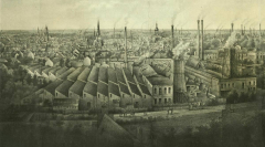 Rheydt um 1900