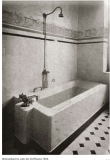 Badewanne im Stadtbad Rheydt