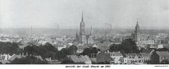 Ansicht von Rheydt 1905