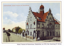 Kaiserl. Postamt Kaiserstr Odenkirchen