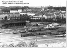 Rangierbahnhof Rheydt