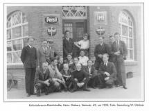 Kolonialwaren Diekers Steinstr 1935