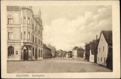 Mülfort Marktplatz