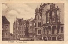 Marktplatz 1918
