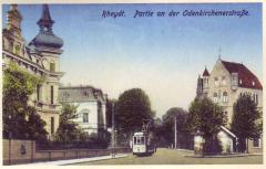 Rheydt Odenkirchenerstrasse 1925