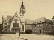 Rathaus Rheydt 1917