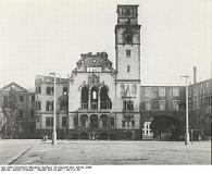 Rathaus Rheydt 1948