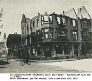 Deutsches Haus nach 1943
