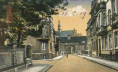 Handels- und Gewerbeschule für Mädchen 1919