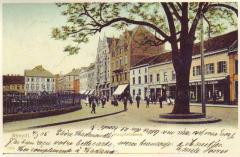 Hauptstrasse 1905
