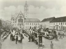 Altes Rathaus 1897