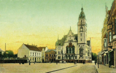 Rathaus Rheydt 1899
