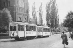 Straßenbahn in Odenkirchen ab 1900