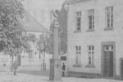 Wasserpumpe Rathaus Rheydt