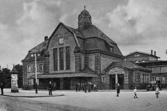 Rheydter Hauptbahnhof 1911