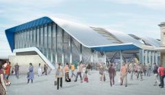 Zugangspforte-Bahnhof-Rheydt