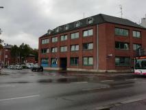 Ehem.  Polizeistation am Bahnhof Rheydt