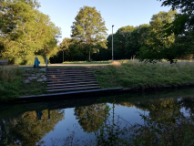 Bootsanleger Niers Brückenstrasse