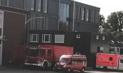 Feuerwehr Rheydt Containerlösung 2020
