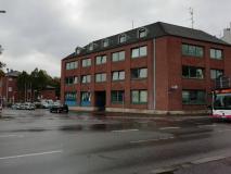 Ehemalige Polizeistation am Bahnhof Rheydt