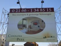 Römerbrunnen Carolina Park