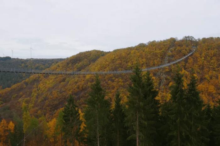 Hängebrücke Hunsrück
